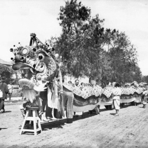 Not Just Dragon Dancing. The History Of LA's Chinatown Parade You Might Not Know