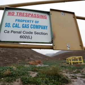 Crude Oil Likely Rained Down On Porter Ranch Residents During The Aliso Canyon Gas Leak