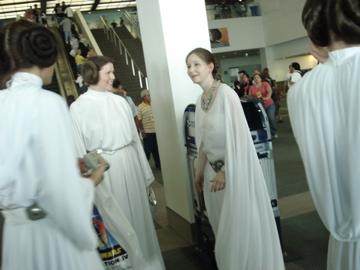 Princess Leia simulacra