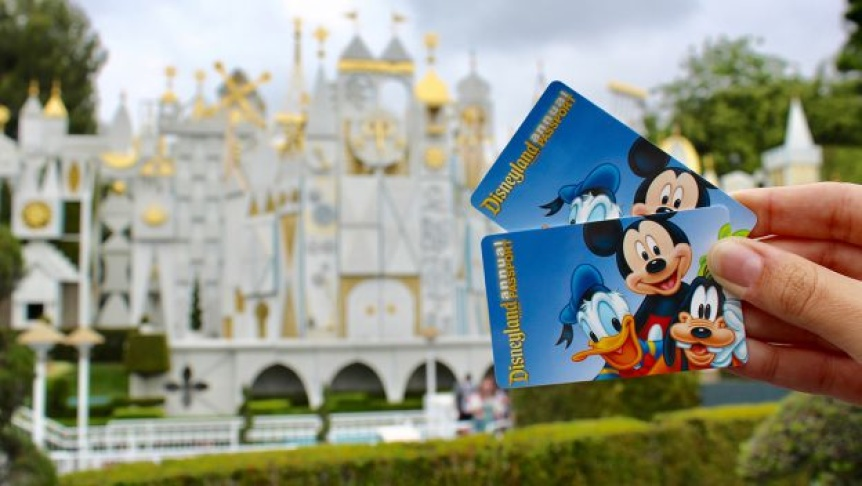Disneyland Launches New (Super Complicated) Pass That Gets