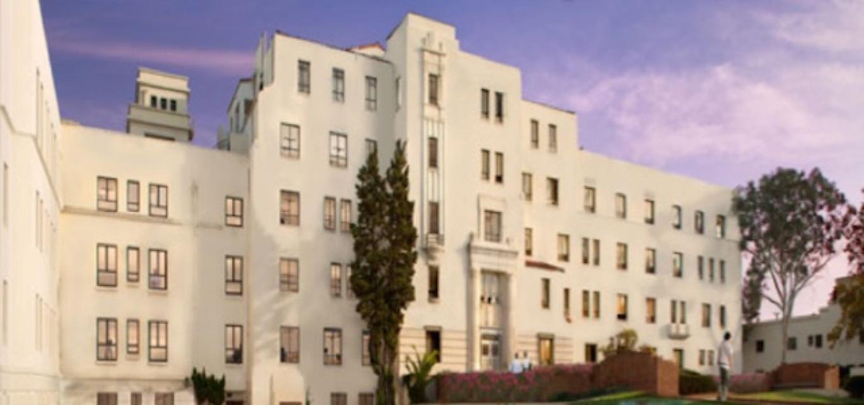 Former Creepy Haunted Hospital Now A Charming Senior Apartment Complex Laist
