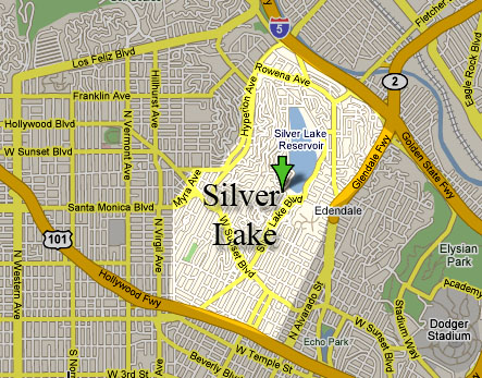 silver lake los angeles map Neighborhood Project Silver Lake Laist silver lake los angeles map
