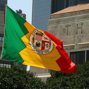 Is LA's Flag Good Or Garbage?