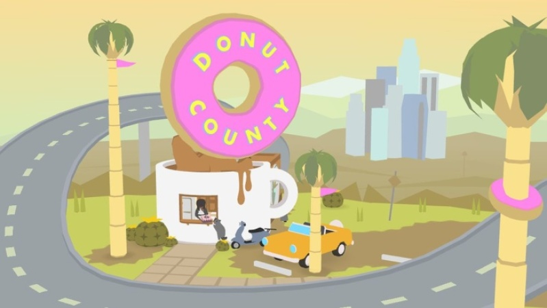 The Video Game That Turns Everyone Who Plays It Into A Gentrifying Raccoon