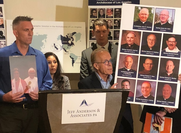 Camarillo Man Says A Priest Abused Him And He Wants California Catholic Bishops Held Accountable