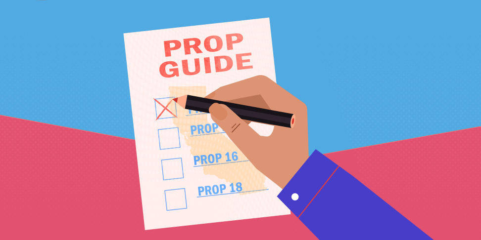 Your Guide To The Ballot Propositions In California's General Election