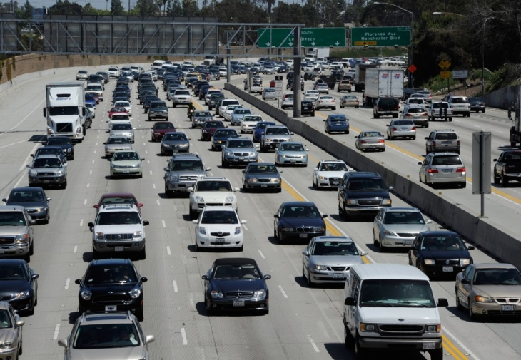 Nothing Can Fix LA Traffic, So Deal With It: LAist