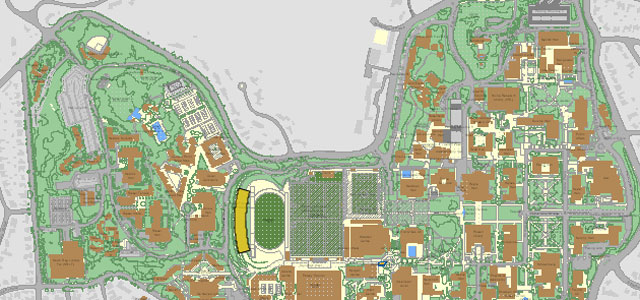 ucla interactive campus map Map Of The Day Ucla S New Interactive Guide To Campus Laist ucla interactive campus map