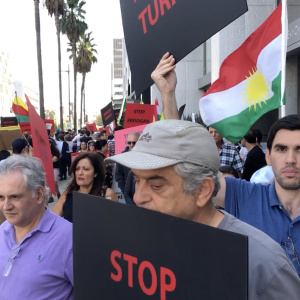 SoCal's Kurds Rally To Save Their Radical Democratic Enclave in Northern Syria