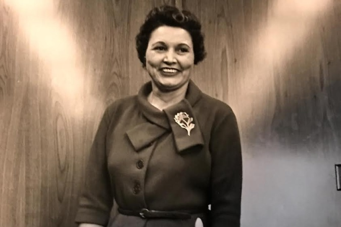 HBD To Mary G. Ross, The Engineer Who Broke Barriers On Gender, Race, And To Space -- From Burbank