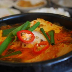 Kimchi Jjigae, The Volcanic Korean Stew That Can Kill Colds