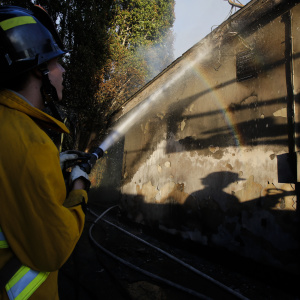 Getty Fire: Many Mandatory Evacuations Lifted, Containment Grows