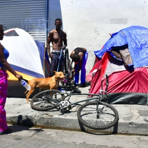 Your Homeless Neighbors Have Probably Lived In LA Longer Than You