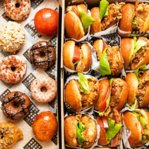 Astro Doughnuts & Fried Chicken Brings Instagram-Worthy Fare To Downtown