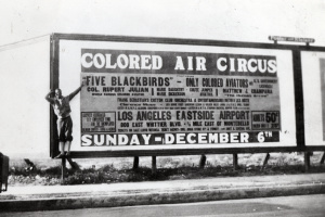 The Colored Air Circus In 'Perry Mason' Was Real -- And Revolutionary