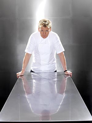 Celeb Chef and Perennial TV star Gordon Ramsay has brought his successful UK show Kitchen Nightmares to the US on Fox with unpalatable results