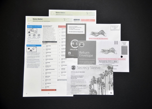 Everything You Need To Know About Voting By Mail