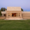 Inside The Long-Closed Upstairs Of Frank Lloyd Wright's Famed Hollyhock House