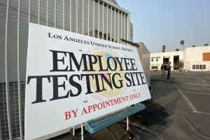 Everything We Know About LAUSD's Program To Test Students And Staff For Coronavirus