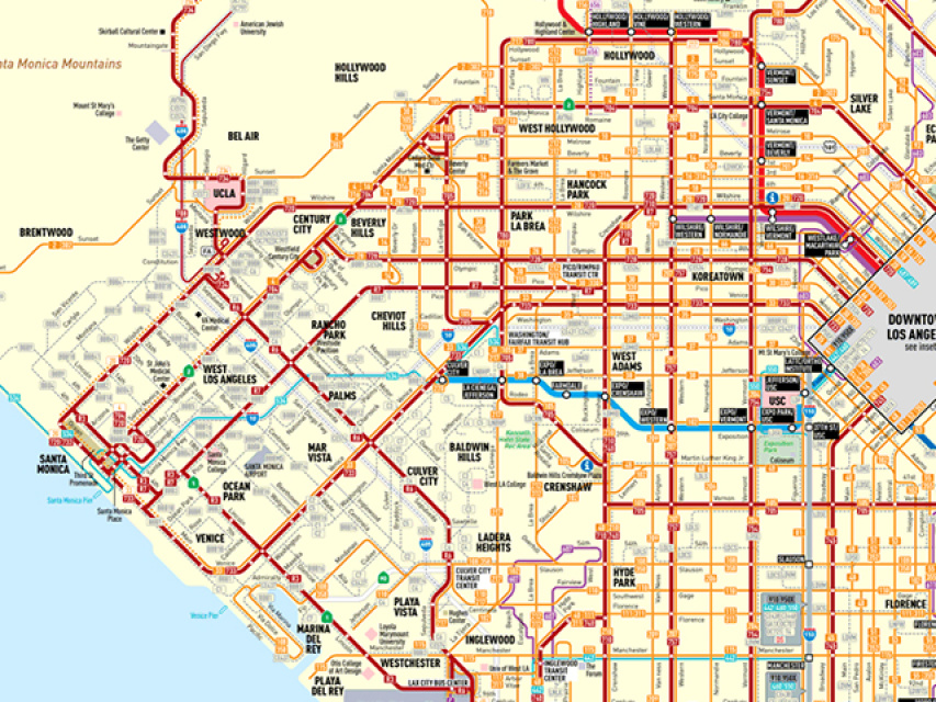 5 Myths About Los Angeles Metro System Laist