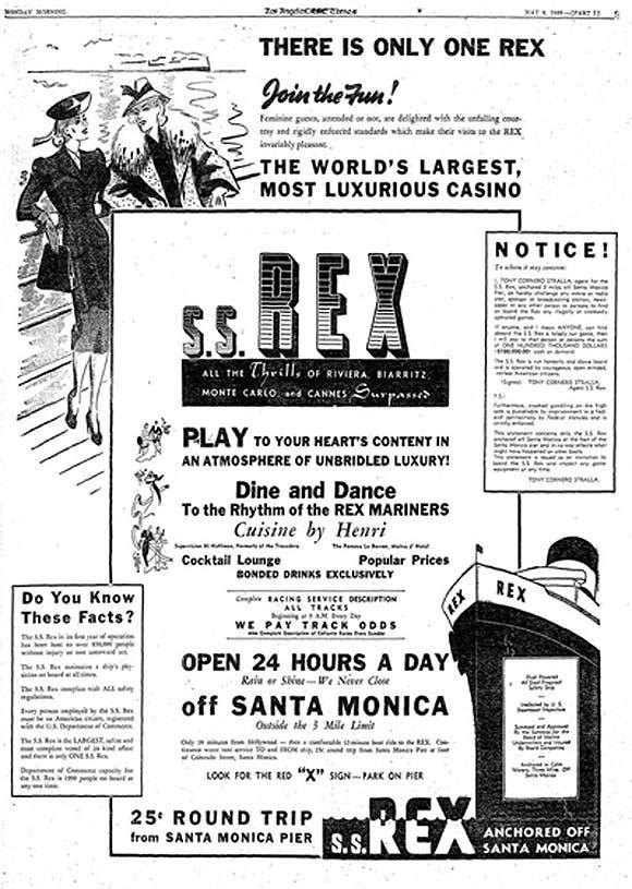Laistory The Battle Of Santa Monica Bay Laist