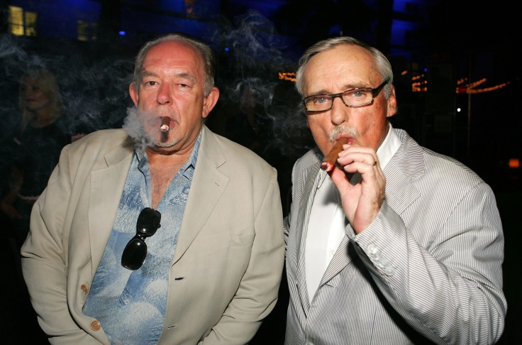 champagne wishes and caviar dreams to robin leach on his passing laist