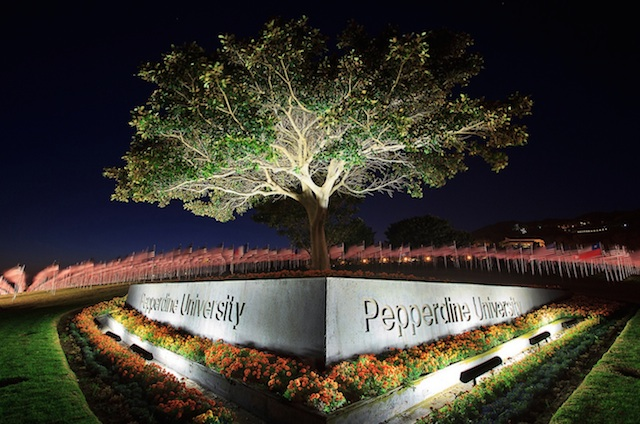 Lesbian Pepperdine Students Can Sue School Over