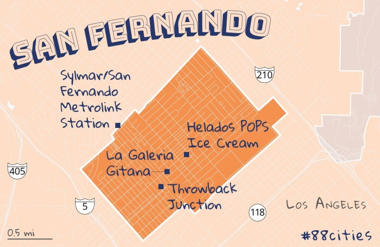We're Exploring LA County's 88 Cities. Here's Your Guide To San Fernando