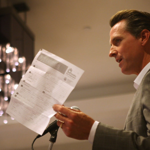 What People Really Think Of Gavin Newsom's Plans