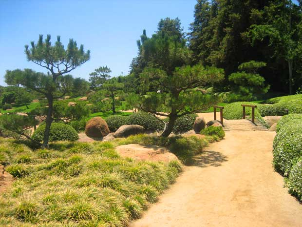 Photo Essay: The Japanese Garden: LAist