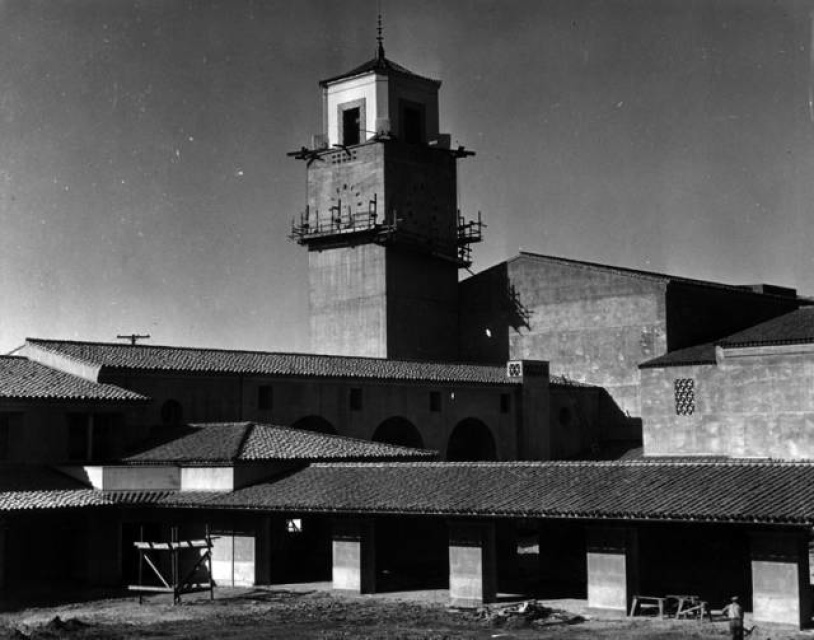 A Brief History Of L A 's Beautiful Union Station: LAist