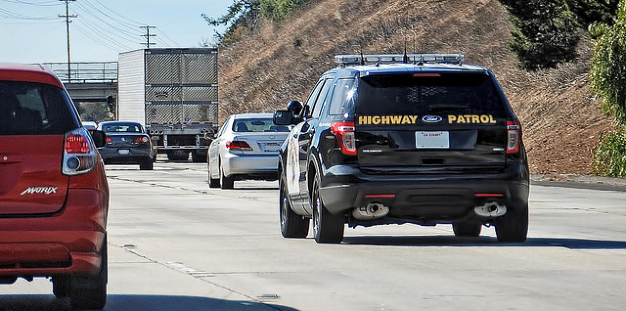 California Highway Patrol Caught Sharing Nude Photos of