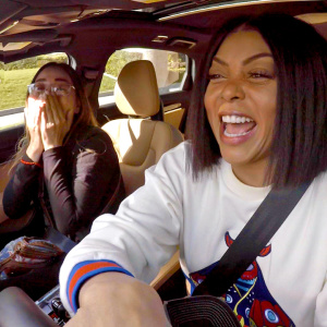 Watch: Taraji P. Henson Goes Undercover In LA As A Lyft Driver