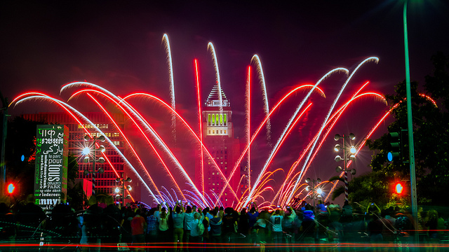 Shows In Los Angeles >> The Best 4th Of July Fireworks Shows In Los Angeles Laist
