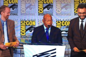 That Time John Lewis Was The Biggest Superhero At Comic-Con
