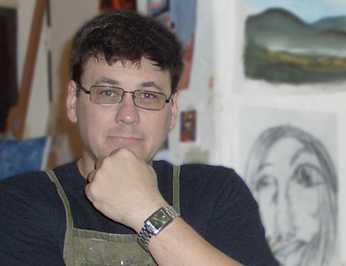 Doug Davis illustrates LA