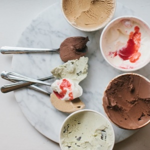San Francisco's Smitten Ice Cream Brings Their Frozen Treats To L.A.