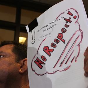 Latest LAUSD Offer Won't Prevent A Teachers Strike -- But Talks Will Continue
