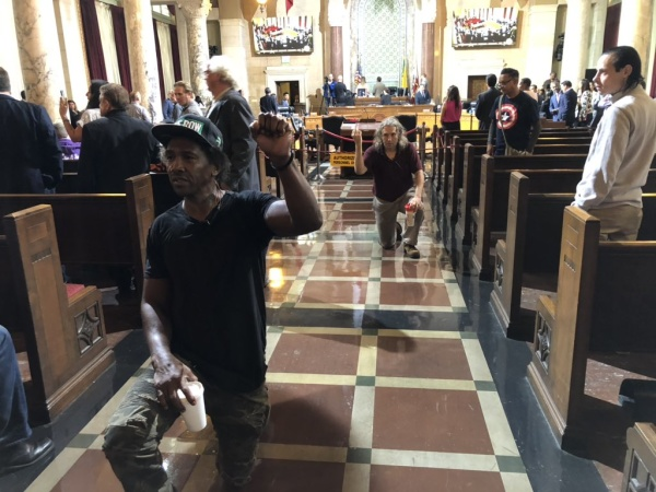 Despite 'Significant Exposure' To Lawsuits, LA City Council Moves To Limit Disruptions At Meetings