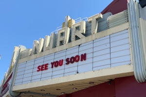 Movie Theaters Can Reopen... As Long As Crowds Don't Come