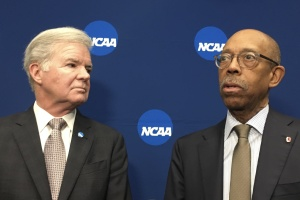 Athletes' Pay Wasn't The Only Big Topic At The NCAA Convention. Here's What Else Came Up