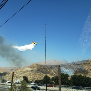 Mureau Fire: Calabasas Fire Contained After Prompting Evacuations