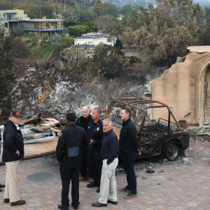 Woolsey Fire Should Be Fully Contained By Thanksgiving