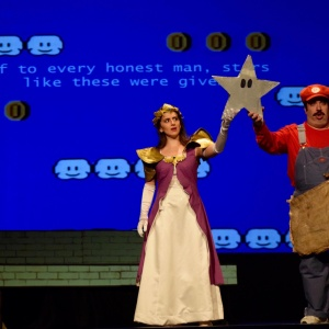 Mario Meets Mozart In This Video Game/Opera Mashup In NoHo