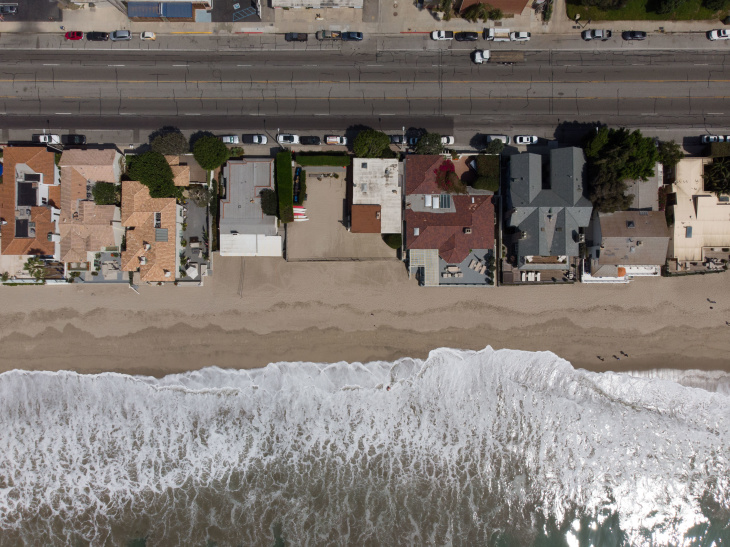 Bye-Bye Beaches: How Parts Of LA's Iconic Coast Could Disappear In Our Lifetime: LAist