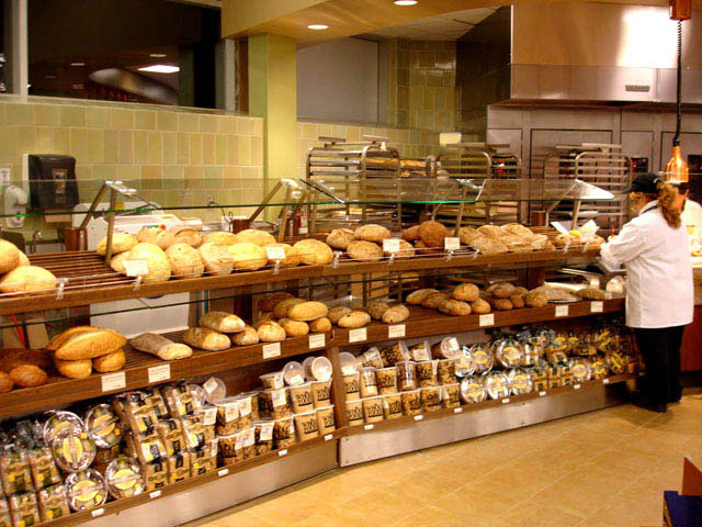 Whole Foods Bread Bar