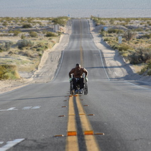 This Man Spent 99 Days Rolling His Wheelchair From Santa Monica To New York