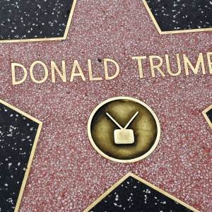 People Just Won't Stop Vandalizing Donald Trump's Hollywood Walk Of Fame Star