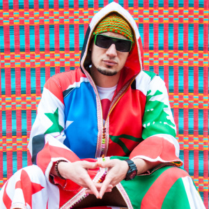 Moroccan Pop Artist Hassan Hajjaj Presents 'My Rockstars' At The Ford Theatres