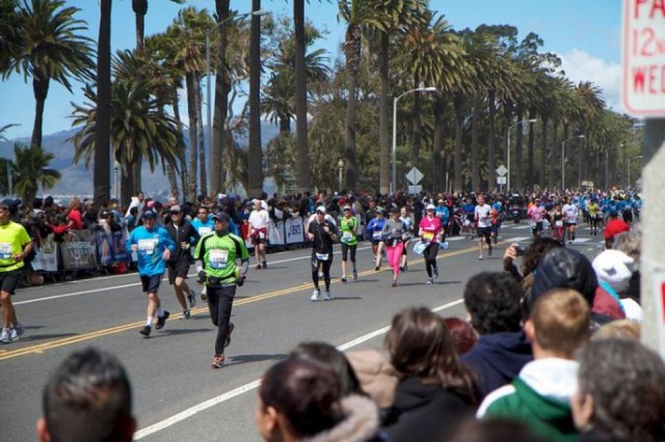 l.a. marathon